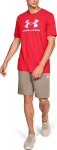 Pánské triko s krátkým rukávem UA Sportstyle Logo