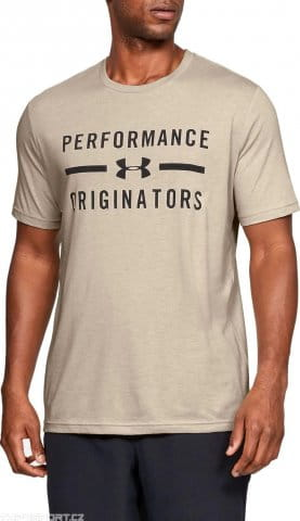 Triko Under Armour UA PERFORMANCE ORIGINATORS SS-BRN
