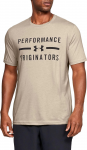 Camiseta Under Armour UA PERFORMANCE ORIGINATORS SS-BRN