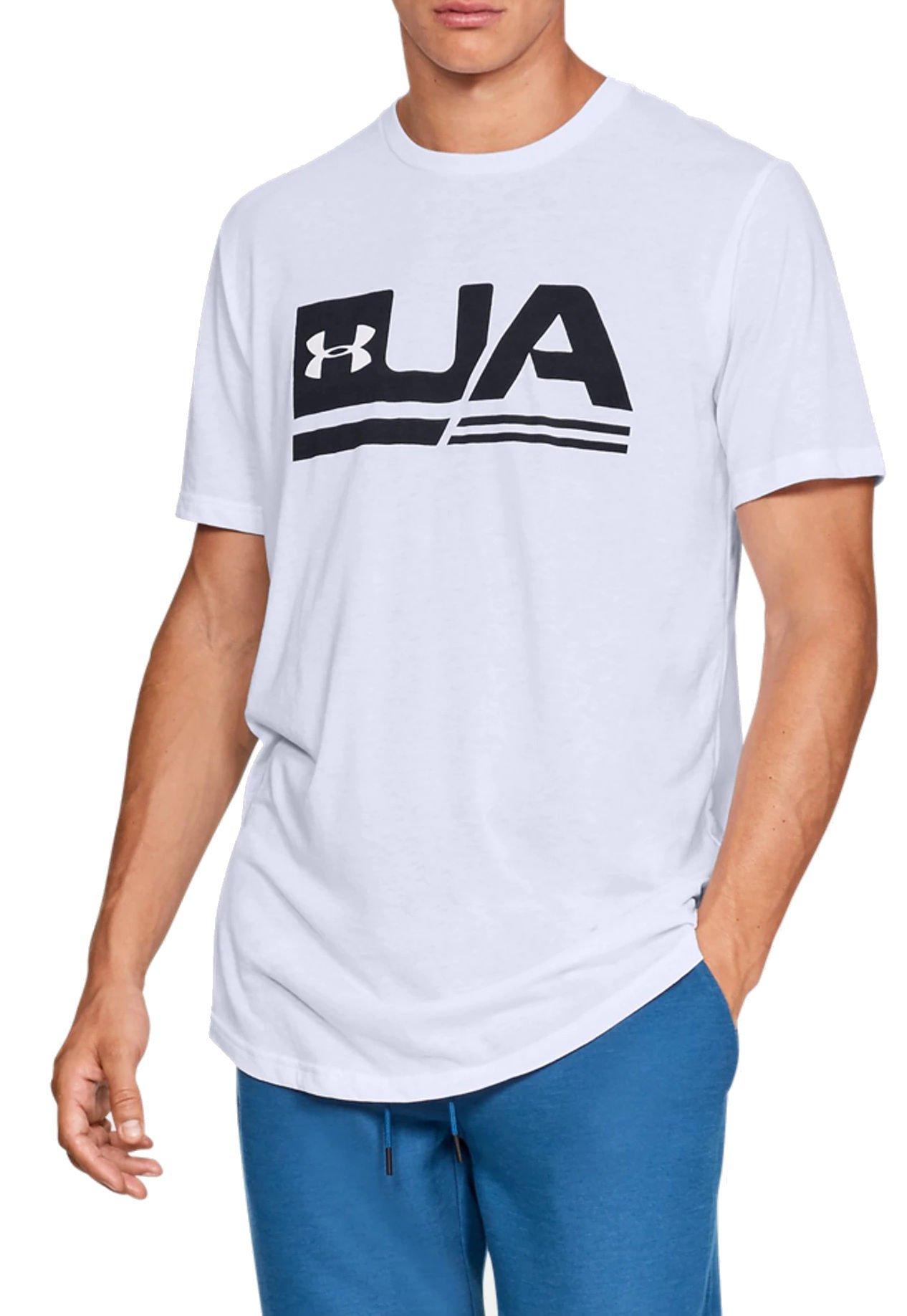 Camiseta Under Armour UA SPORTSTYLE SS DROP HEM