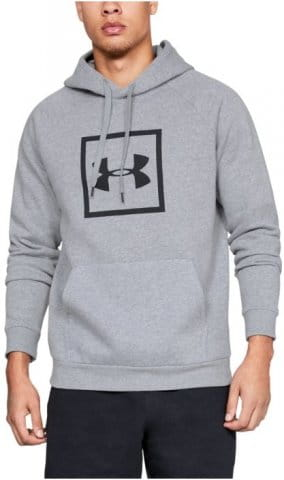 Under Armour RIVAL FLEECE LOGO HOODIE Kapucnis melegítő felsők