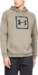 Mikina s kapucí Under Armour RIVAL FLEECE BOX LOGO HOODIE