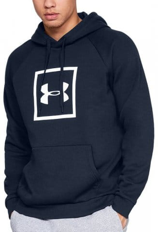Felpe con cappuccio Under Armour RIVAL FLEECE LOGO HOODIE