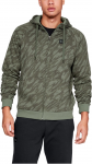 Mikina s kapucí Under Armour RIVAL FLEECE CAMO FZ HOODIE