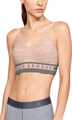 Soutien-gorge Under Armour UA Vanish Seamless Longline Jacquard Bra