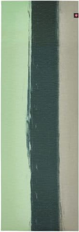 Mat Manduka EKOLITE 4MM-71-GREEN ASH STRIPE