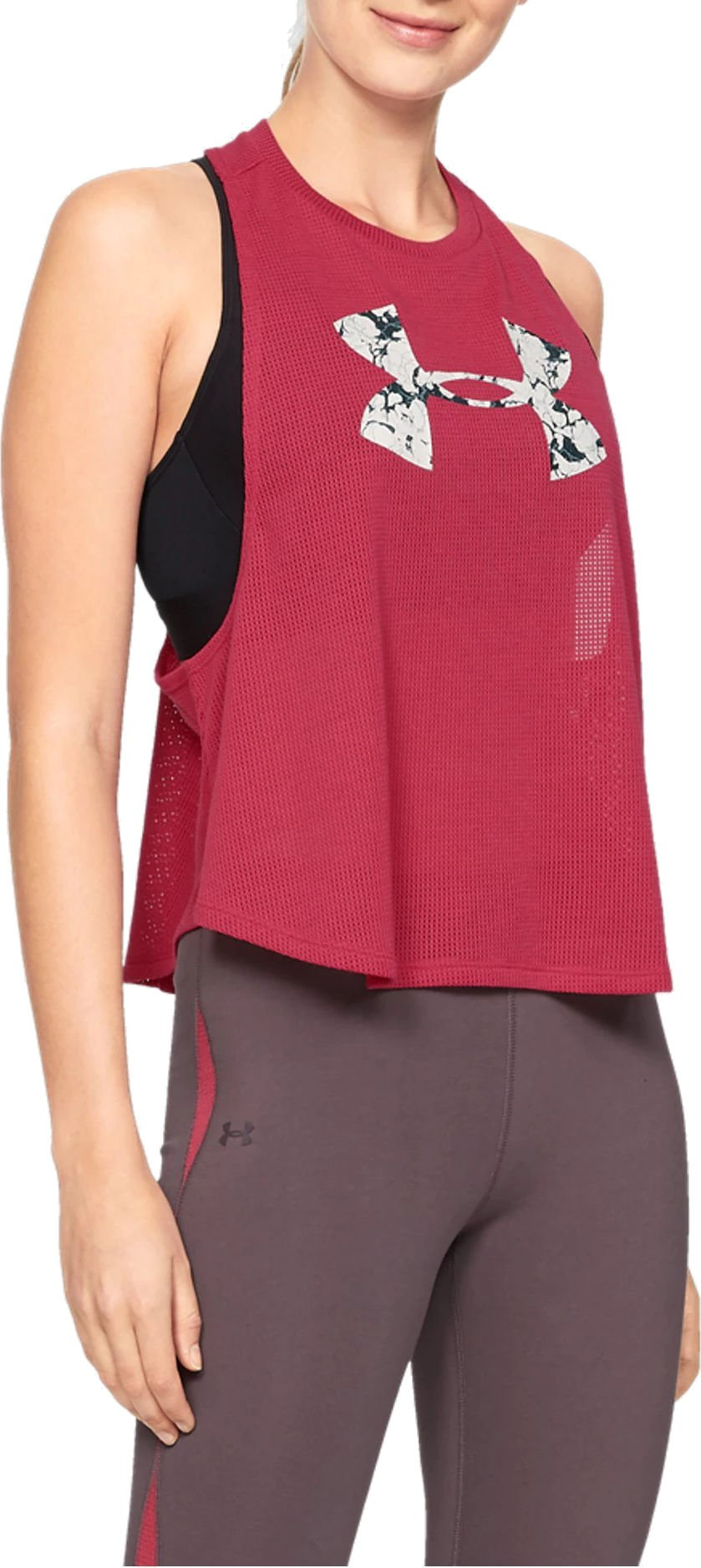 Camiseta Under Armour MESH AROUND TANK