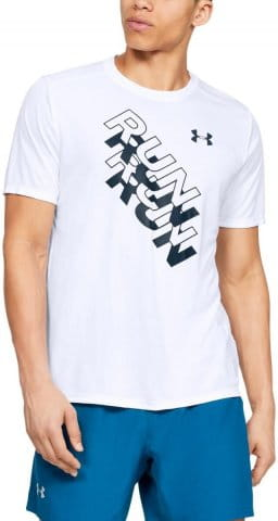 Under Armour UA INTERNATIONAL RUN DAY GX TEE Rövid ujjú póló