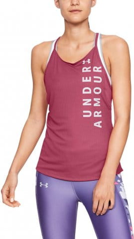 UA Speed Stride Split Tank