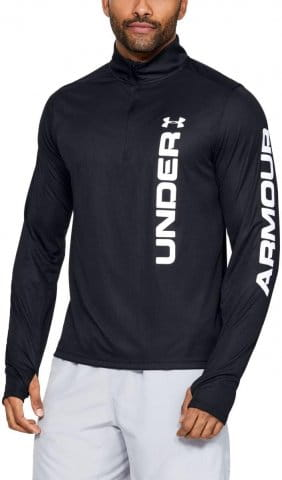 Under Armour UA SPEED STRIDE SPLIT 1/4 ZIP Hosszú ujjú póló