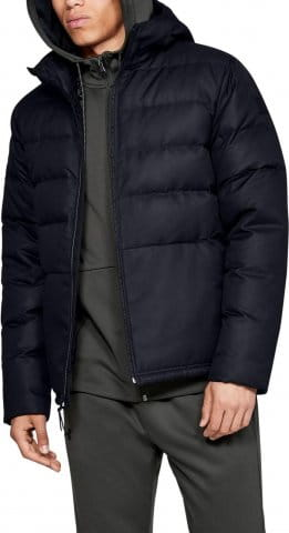 Bunda s kapucňou Under Armour UA Sportstyle Down Hooded Jacket