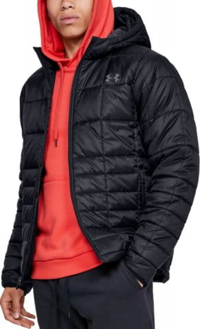 Under Armour UA INSULATED Hooded JKT Kapucnis kabát