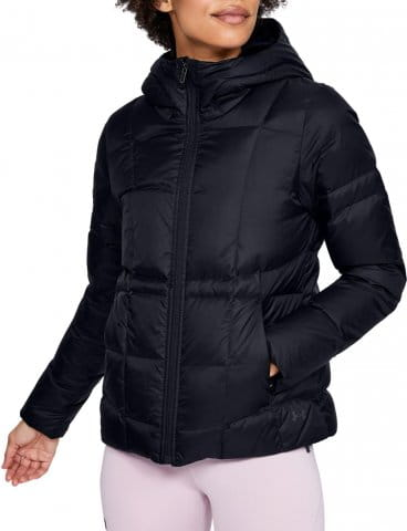 Chaqueta con capucha Under Armour UA Armour Down Hooded Jkt