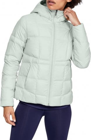 Jacheta cu gluga Under Armour UA Armour Down Hooded Jkt