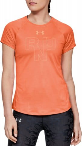 UA Qualifier RUN Short Sleeve