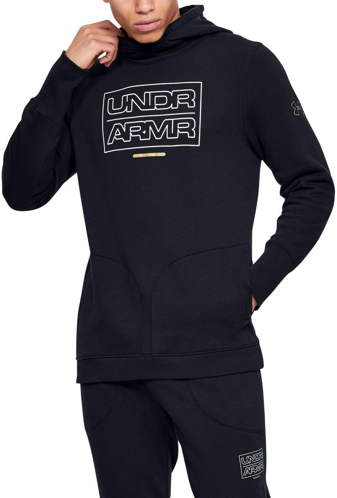 Sudadera con capucha Under Armour UA BASELINE FLEECE PO HOOD