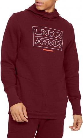 Sweatshirt à capuche Under Armour UA BASELINE FLEECE PO HOOD
