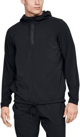 Mikina s kapucňou Under Armour UA BASELINE WOVEN JACKET