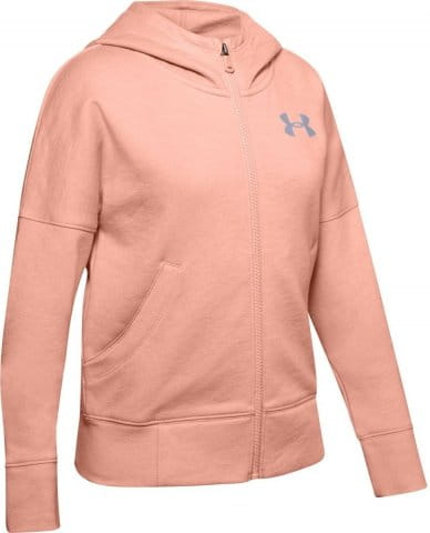 Hanorac cu gluga Under Armour Rival FZ Hoodie