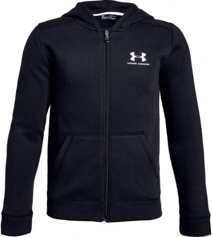 Felpe con cappuccio Under Armour UA Cotton Fleece Full Zip