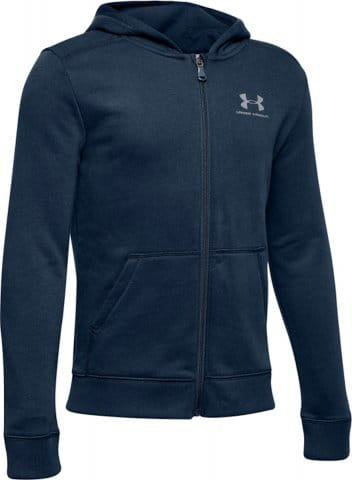 Trenirka s kapuljačom Under Armour UA Cotton Fleece Full Zip