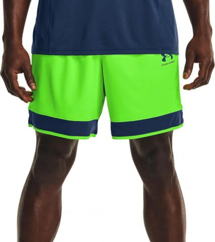 Pantalons courts Under Armour Challenger III Knit Short-GRN