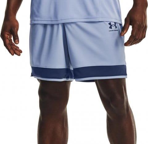 Shorts Under Armour Challenger III Knit Short-BLU