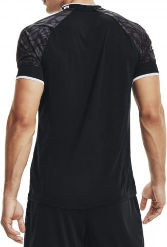 Tričko Under Armour Challenger III Novelty Top-BLK