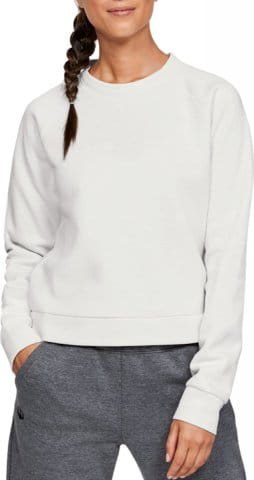 Sudadera Under Armour RECOVERY FLEECE SCRIPT CREW