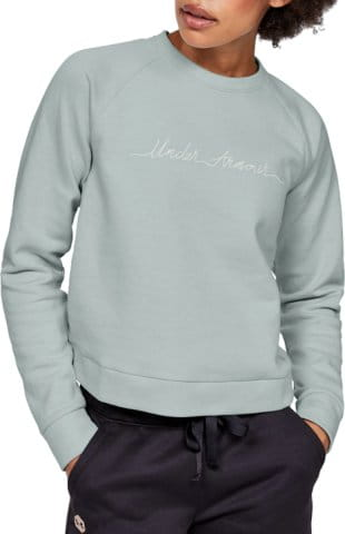 Trenirka Under Armour RECOVERY FLEECE SCRIPT CREW