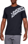 Camiseta Under Armour UA WORDMARK SHOULDER SS