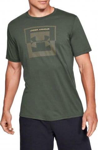 Pánské triko s krátkým rukávem Under Armour Inverse Box Logo