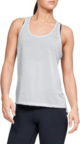 UA Whisperlight Tie Back Tank