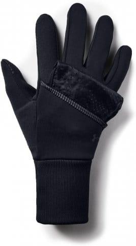 Handschuhe Under Armour W Run Convertible Glove