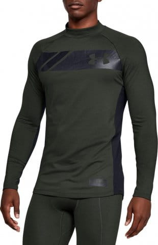 Langarm-T-Shirt Under Armour Gametime CG Mock
