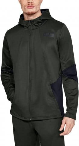 Mikina s kapucňou Under Armour Gametime Fleece FZ