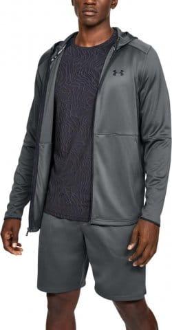 Hooded sweatshirt Under Armour MK1 Warmup FZ Hoodie