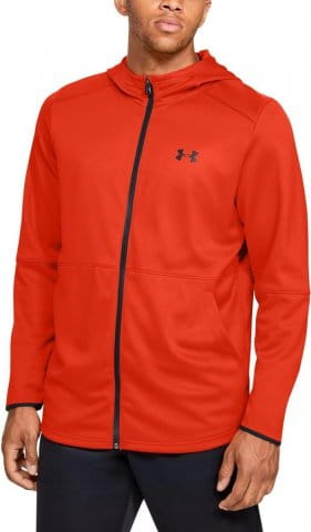 Sweatshirt à capuche Under Armour MK1 Warmup FZ Hoodie