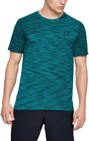 Tee-shirt Under Armour Vanish Seamless SS Nov 1-GRN