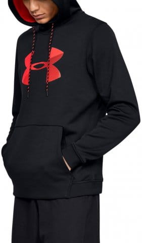 Felpe con cappuccio Under Armour AF PO Hoodie Big Logo Graphic