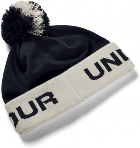 Petten en mutsen Under Armour Boy s Gametime Pom Beanie