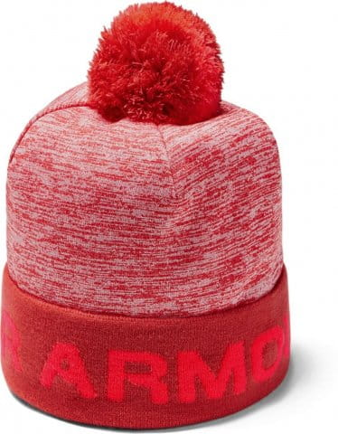 Kappen Under Armour Boy's Gametime Pom Beanie