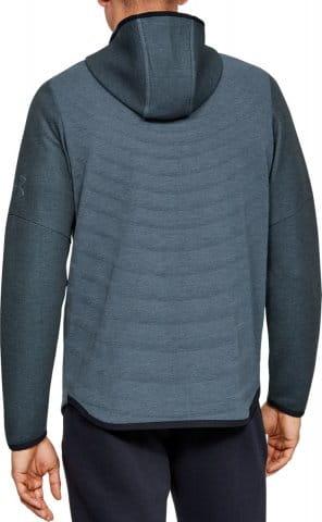 utilizar Primitivo noche  Hooded sweatshirt Under Armour MOVE LIGHT RADIAL FZ - Top4Running.com