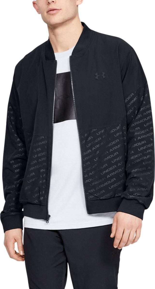 Pánská bunda Under Armour Unstoppable Emboss Bomber