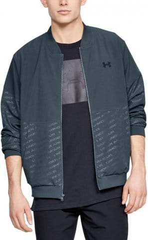 Jacheta Under Armour UNSTOPPABLE EMBOSS BOMBER