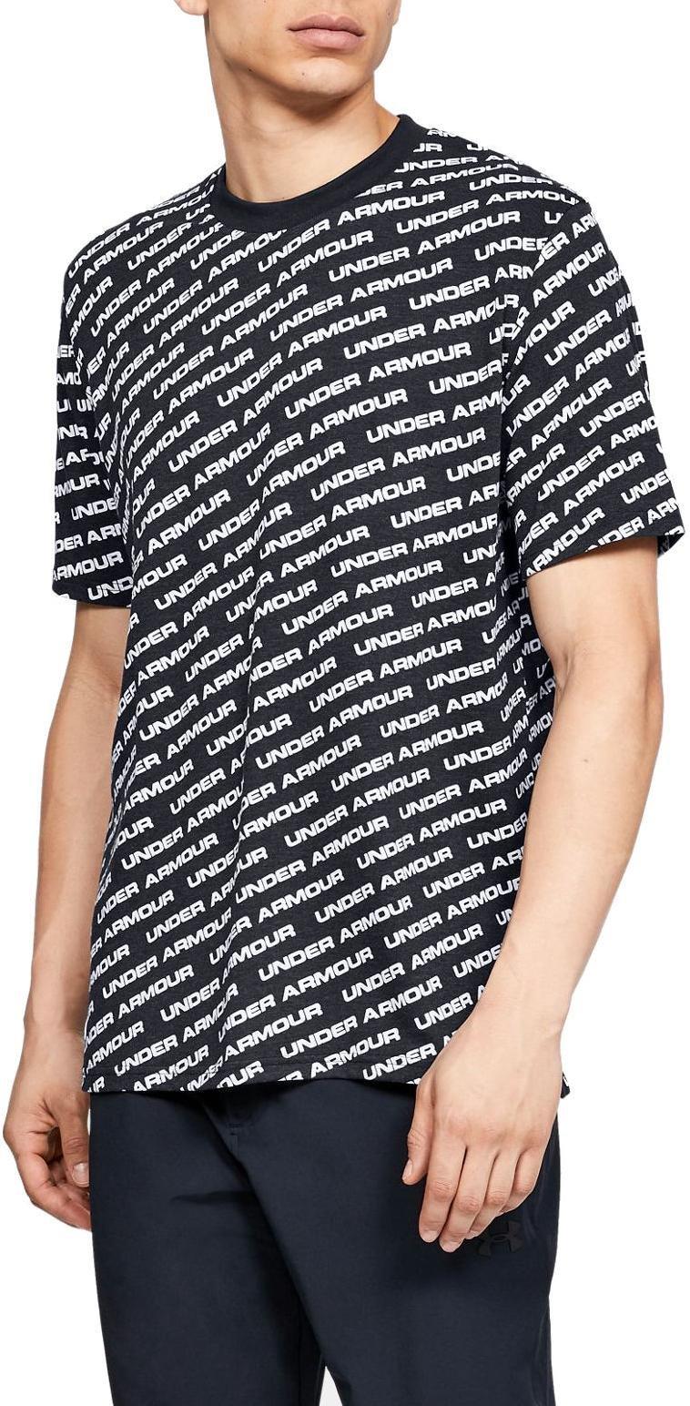 Camiseta Under Armour UNSTOPPABLE WORDMARK TEE
