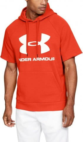 Hooded sweatshirt Under Armour RIVAL FLEECE LOGO SS HOODIE