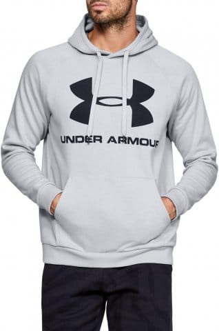 Hooded sweatshirt Under Armour RIVAL FLEECE SPORTSTYLE LOGO HOODIE