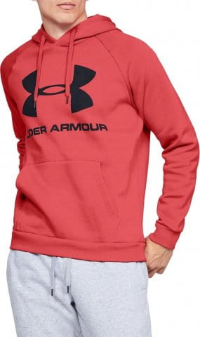 Hanorac cu gluga Under Armour RIVAL FLEECE SPORTSTYLE LOGO HOODIE