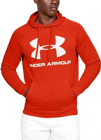 Sweatshirt à capuche Under Armour RIVAL FLEECE SPORTSTYLE LOGO HOODIE